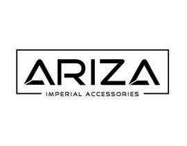 #182 untuk Logo Design for ARIZA IMPERIAL (all Capital Letters) oleh soniadhariwal