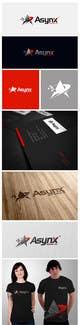 Miniatura da Inscrição nº                                                 70                                              do Concurso para                                                 Logo Design for Asynx Software Inc