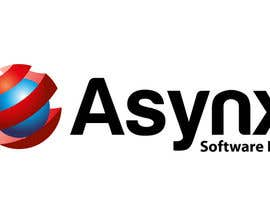 #129 para Logo Design for Asynx Software Inc por hungdesign