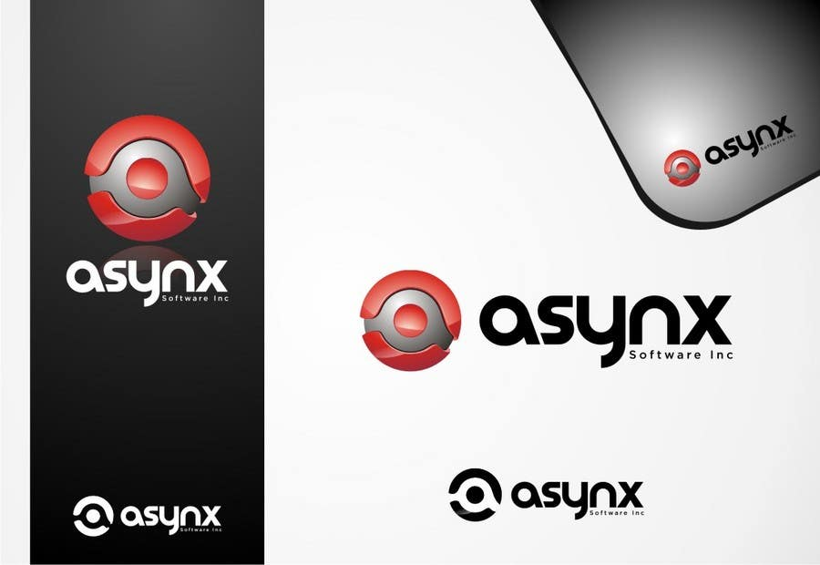 Contest Entry #                                        66                                      for                                         Logo Design for Asynx Software Inc