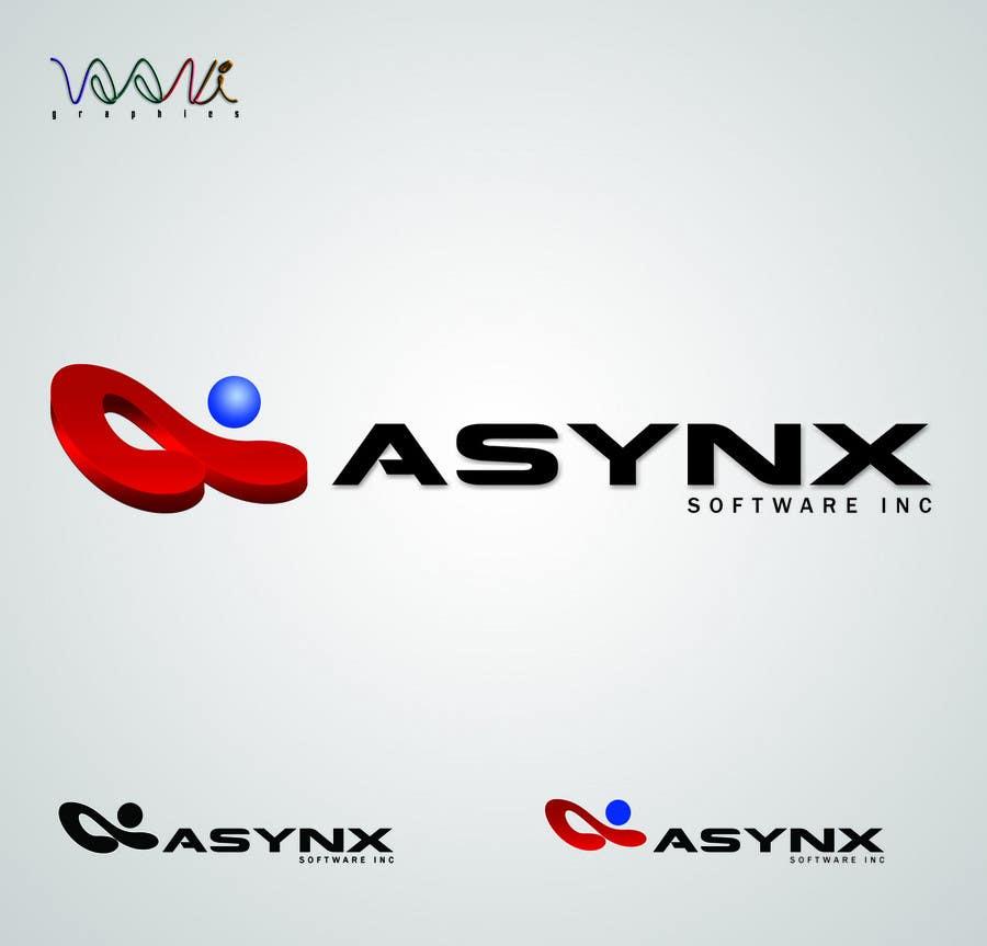 Inscrição nº                                         107                                      do Concurso para                                         Logo Design for Asynx Software Inc