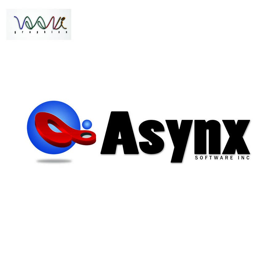 Inscrição nº                                         153                                      do Concurso para                                         Logo Design for Asynx Software Inc