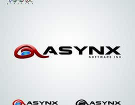 #108 para Logo Design for Asynx Software Inc por vaanigraphic