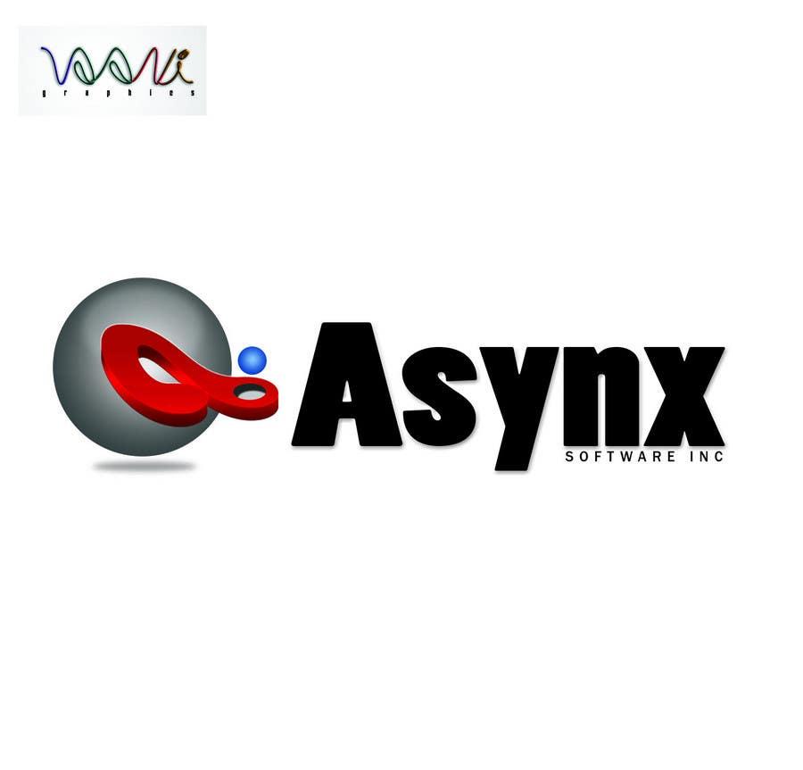 Inscrição nº                                         154                                      do Concurso para                                         Logo Design for Asynx Software Inc