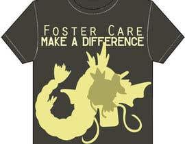 yofanavirgianne tarafından Graphic Design for Foster Care T-Shirt için no 13