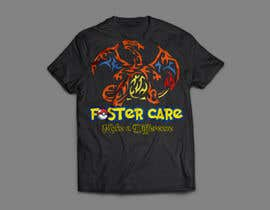 A7mdSalama tarafından Graphic Design for Foster Care T-Shirt için no 22