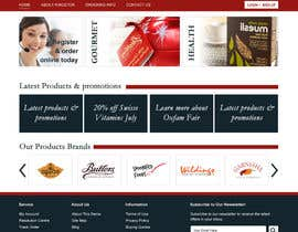 #42 cho Website Design for Kingston Foods Australia bởi dragnoir
