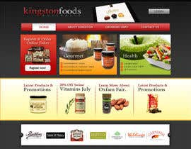 #46 для Website Design for Kingston Foods Australia от techwise