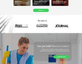 #271 for Redesign our Website to a modern clean simple look and feel (15 Pages Required but is mainly design layout and well detailed) by stniavla