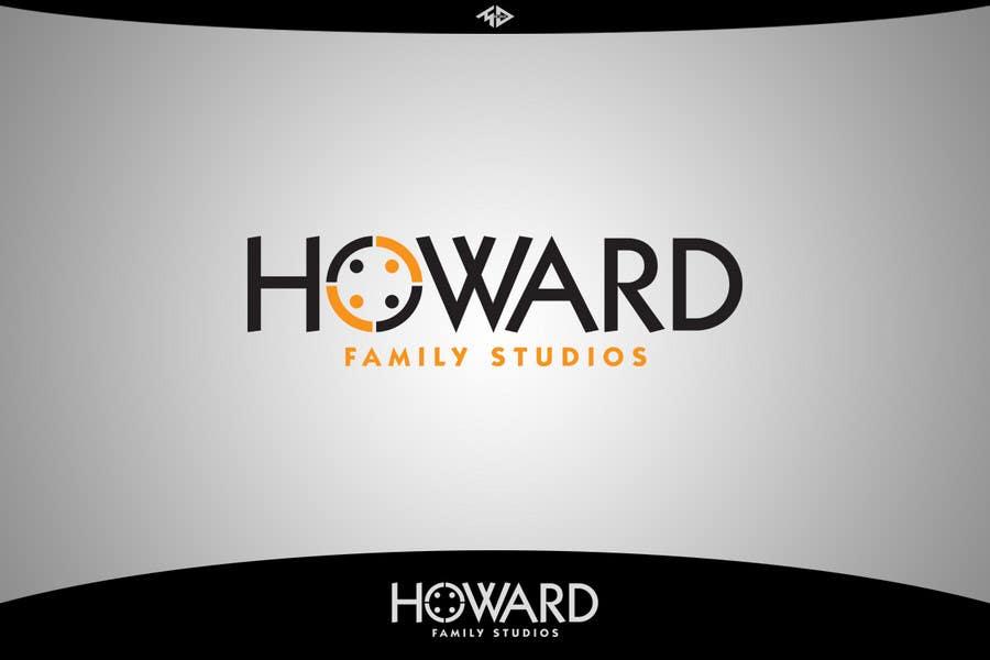 Konkurrenceindlæg #                                        34                                      for                                         Logo Design for Howard Family Studios