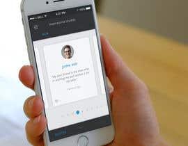 MochRamdhani tarafından Design an App Mockup için no 9