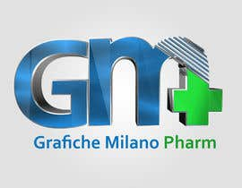 #105 для Logo Design for Grafiche Milano Pharm от logocreater