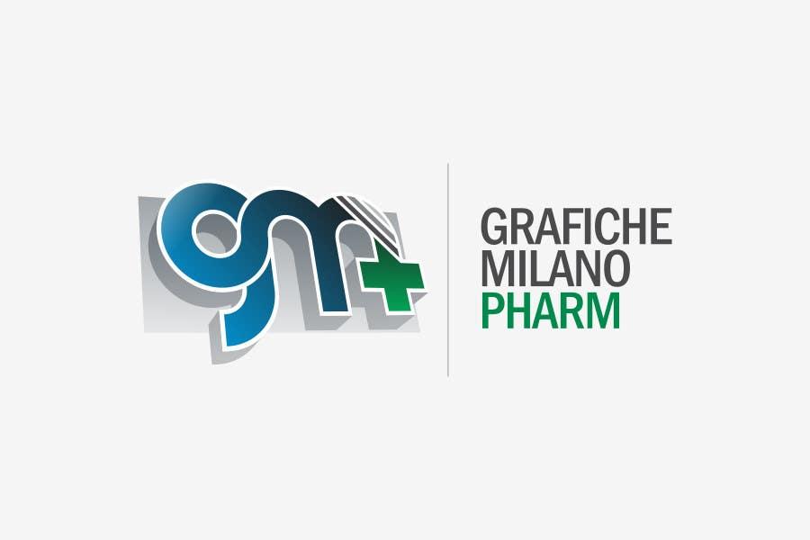 Konkurrenceindlæg #                                        140                                      for                                         Logo Design for Grafiche Milano Pharm