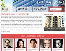 #12 for Design a Website Mockup for realestate site by GemIT