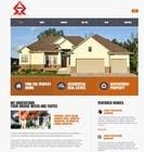 Contest Entry #9 for Design a Website Mockup for realestate site