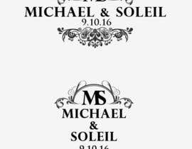 mfkamilarts tarafından Wedding design/logo için no 13
