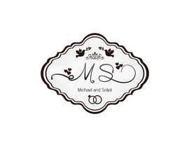 tibz00098 tarafından Wedding design/logo için no 4