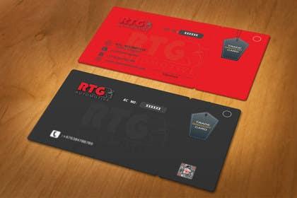 rock7designer tarafından Design some Discount Trade Loyalty Business Cards için no 5