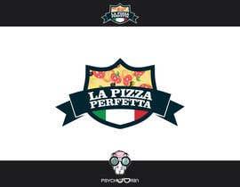 GeorgeOrf tarafından Design a Logo LA PIZZA PERFETTA için no 44