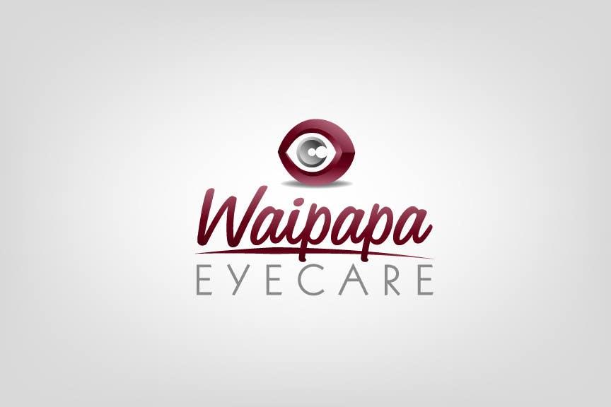 Inscrição nº 335 do Concurso para Logo Design for Waipapa Eyecare