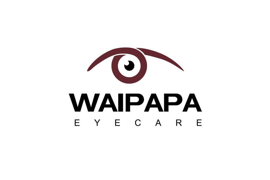 Logo Design Contest Entry #3 for Logo Design for Waipapa Eyecare