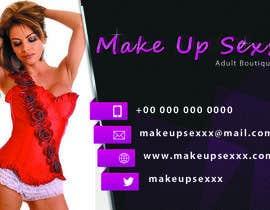 zinasia tarafından Design some Business Cards for makeup sexxx need Log/business Card/Flyer/Key chain/oil sticker için no 11