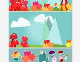 #24 for Kids Puzzle Scenery / Multiple (potentially many) bidders will be selected af designosaur
