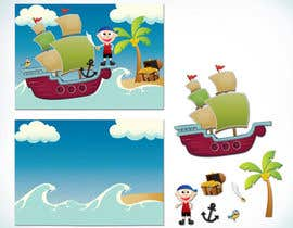 #42 cho Kids Puzzle Scenery / Multiple (potentially many) bidders will be selected bởi EndorphinDesign