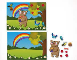 EndorphinDesign tarafından Kids Puzzle Scenery / Multiple (potentially many) bidders will be selected için no 36