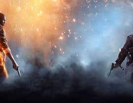 nº 5 pour Background of battlefield 1 website par billou16