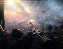 nº 26 pour Background of battlefield 1 website par billou16