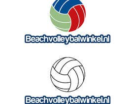 #289 para Logo Design for Beachvolleybalwinkel.nl por HaidarAli