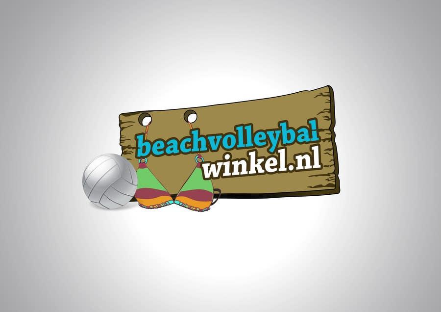 Inscrição nº 176 do Concurso para Logo Design for Beachvolleybalwinkel.nl