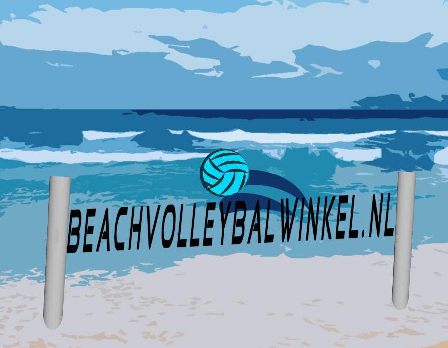 Inscrição nº 103 do Concurso para Logo Design for Beachvolleybalwinkel.nl