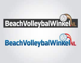 #62 para Logo Design for Beachvolleybalwinkel.nl por Cibus