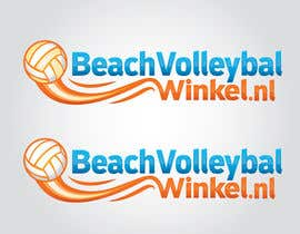 #216 para Logo Design for Beachvolleybalwinkel.nl por Cibus