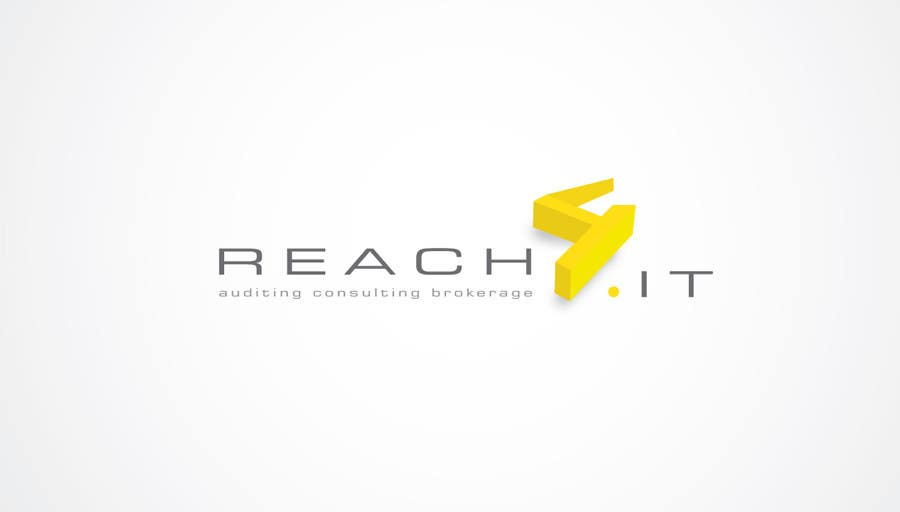 Logo Design Contest Entry #408 for Logo Design for Reach4it - Urgent