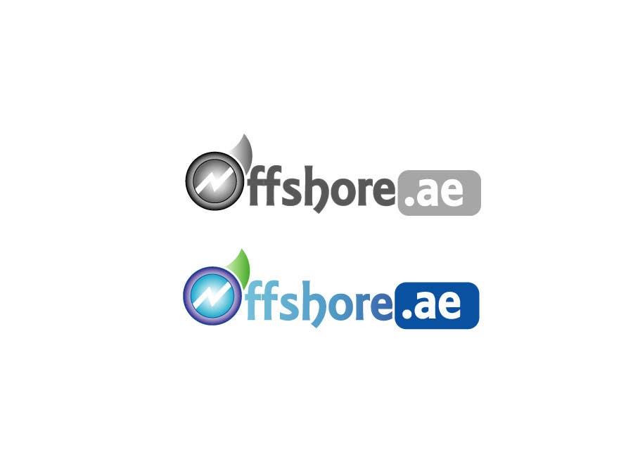 Penyertaan Peraduan #                                        24                                      untuk                                         Logo Design for offshore.ae
