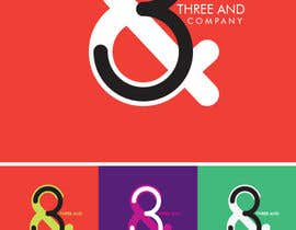 #46 for Logo for 3& by VisualandPrint