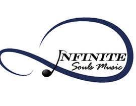 cyberlenstudio tarafından Design a Logo for Infinite Souls Music için no 19