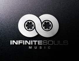 jelefantedg tarafından Design a Logo for Infinite Souls Music için no 61