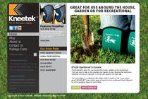 Graphic Design Contest Entry #28 for Website Design for KNEETEK.NET
