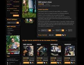 #64 cho Website Design for KNEETEK.NET bởi mijotichy