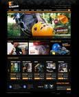 Graphic Design Συμμετοχή Διαγωνισμού #27 για Website Design for KNEETEK.NET