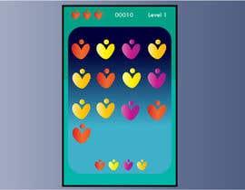 kmohan7466 tarafından Redesign the gameplay UI of a simple mobile game için no 6