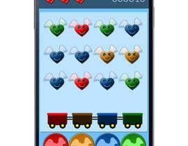 sharpBD tarafından Redesign the gameplay UI of a simple mobile game için no 10