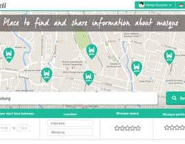Nro 32 kilpailuun Design a Website Mockup for Home Page only käyttäjältä dikigunawan