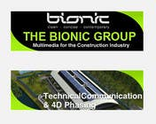 Contest Entry #43 for Banner Ad Design for The Bionic Group