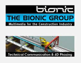nº 49 pour Banner Ad Design for The Bionic Group par designerartist