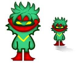 salman132 tarafından Design a Logo character için no 9